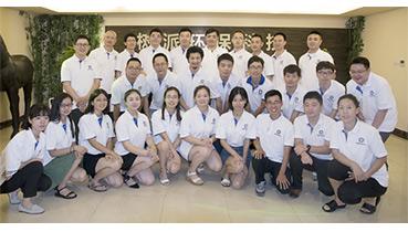 杭州除甲醛公司-树派环保第二届全国经销商大会
