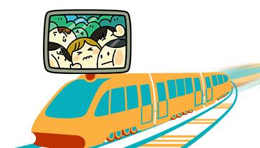 你知道地铁里的空气有多脏吗?