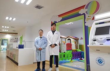 浙江宁波-【妇女儿童医院—儿童门诊部】