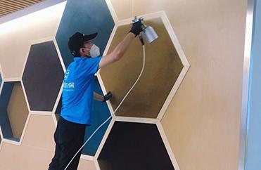室内空气检测,室内甲醛治理,树派环保