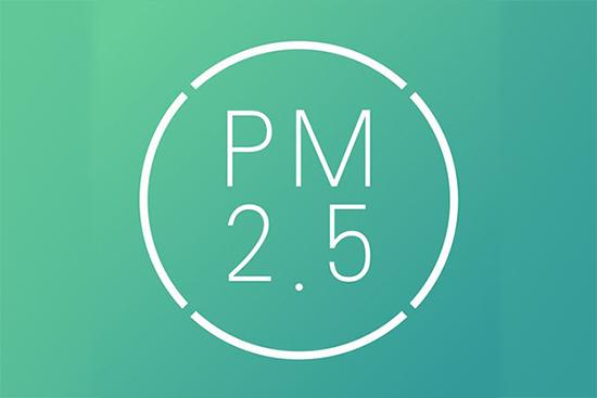 细颗粒物(PM2.5)